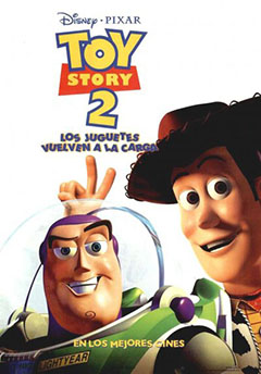 Cartel Toy Story 2