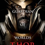 Cartel personaje HEIMDALL (Idris Elba)