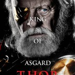 Cartel personaje ODIN (Anthony Hopkins)
