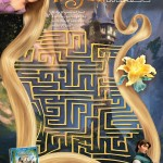 Juego Rapunzel (Enredados) - laberinto