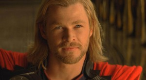 Chris Hemsworth es THOR