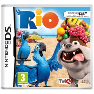 Video juego RIO - Nintendo DS