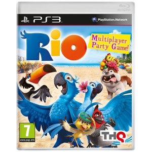 Video Juego RIO - PS3