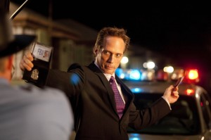 William Fichtner es un demonio en FURIA CIEGA