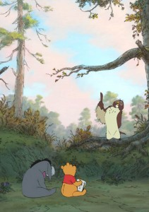 Winnie the Pooh 2011