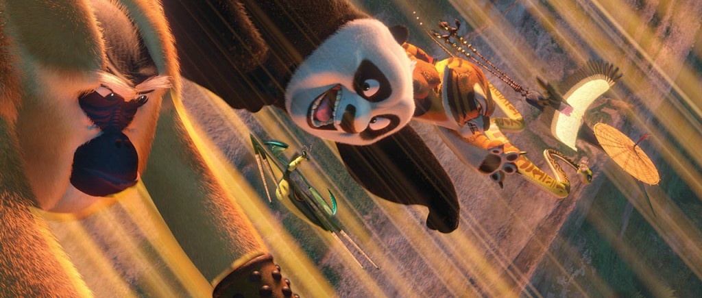 Foto KUNG FU PANDA 2