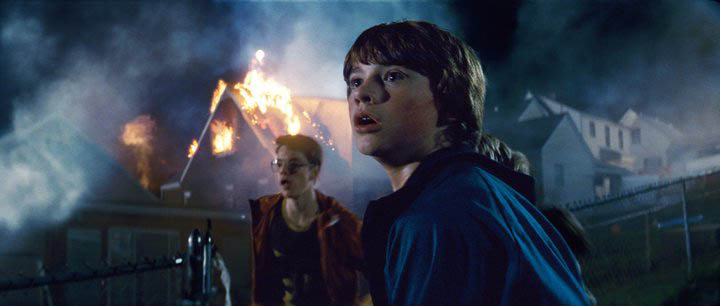 Foto del estreno de Steven Spielberg, SUPER 8