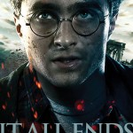 01 Cartel HARRY POTTER 8: Harry