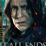 04 Cartel HARRY POTTER 8: Severus
