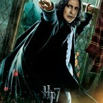 26 Cartel HARRY POTTER 8: Severus