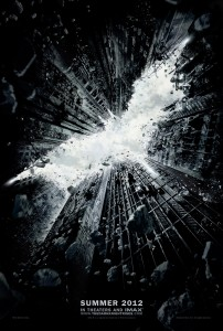 Primer cartel de THE DARK KNIGHT RISES (EL CABALLERO OSCURO 2)
