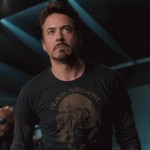 Foto LOS VENGADORES: Robert Downey Jr. es IRON MAN