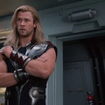Foto LOS VENGADORES: Chris Hemsworth es THOR