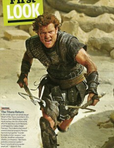 Primera foto de IRA DE TITANES 3D (fuente Entertainment Weekly)