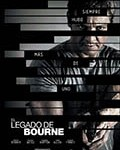 Cartel El legado de Bourne