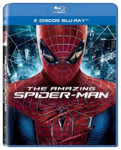 Carátula Blu-ray THE AMAZING SPIDER-MAN