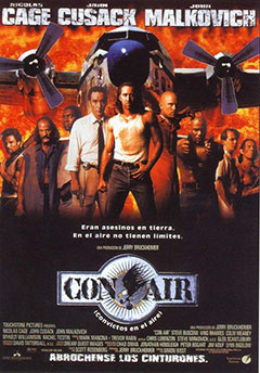 Cartel Con Air: Convictos En El Aire