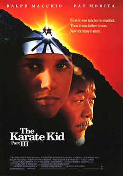 Cartel Karate Kid III