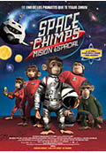 Space Chimps, Misión Espacial