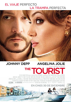 Cartel The tourist (El turista)