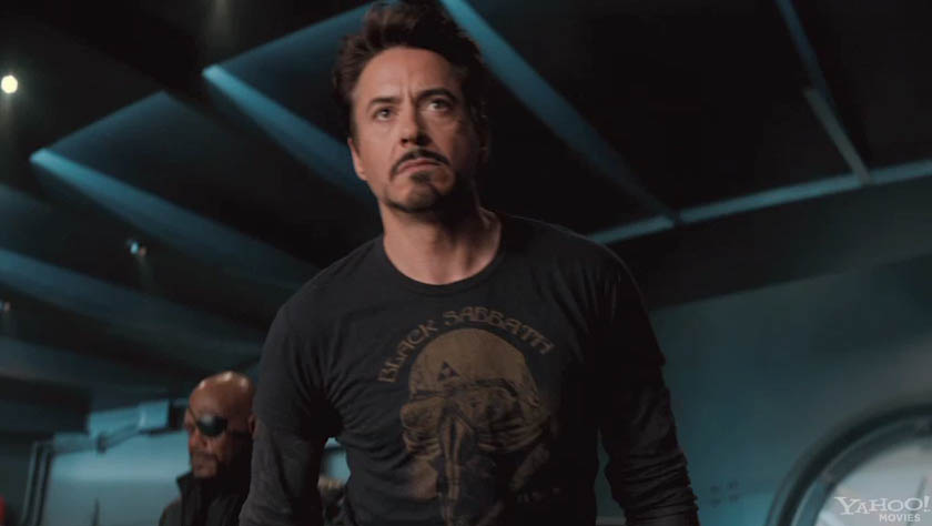 Foto Robert Downey Jr. en Los vengadores de Tony Stark / Iron Man