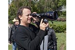 Foto rodaje Tom Hanks en Larry Crowne, nunca es tarde 3