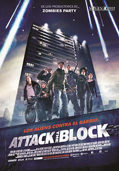 Cartel Attack the Block