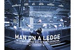 Banner promocional Man on a ledge