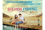 Cartel promocional Salmon Fishing in the Yemen