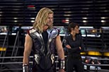 Foto Chris Hemsworth como Thor en Los vengadores 2