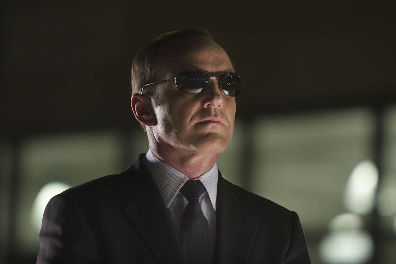 Foto Clark Gregg en Los vengadores de Agent Phil Coulson