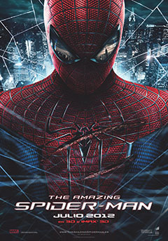 Cartel The amazing Spider-Man