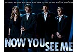 Banner Now You See Me