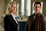 Foto Tom Cruise y Rosamund Pike en Jack Reacher 2