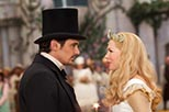 Foto James Franco y Michelle Williams en Oz: Un mundo de fantasía 2
