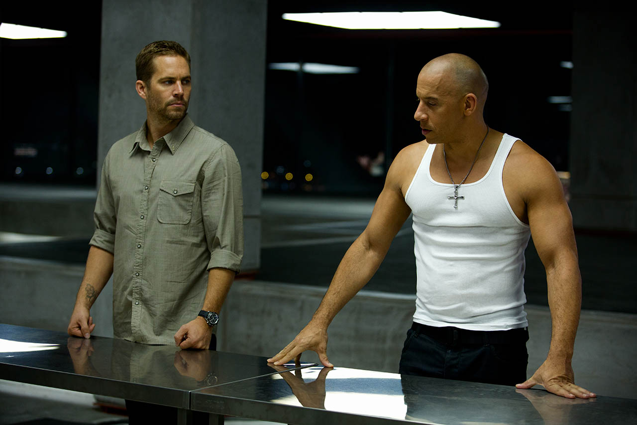 Foto Vin Diesel en Fast and Furious 6 (A todo gas 6) 2