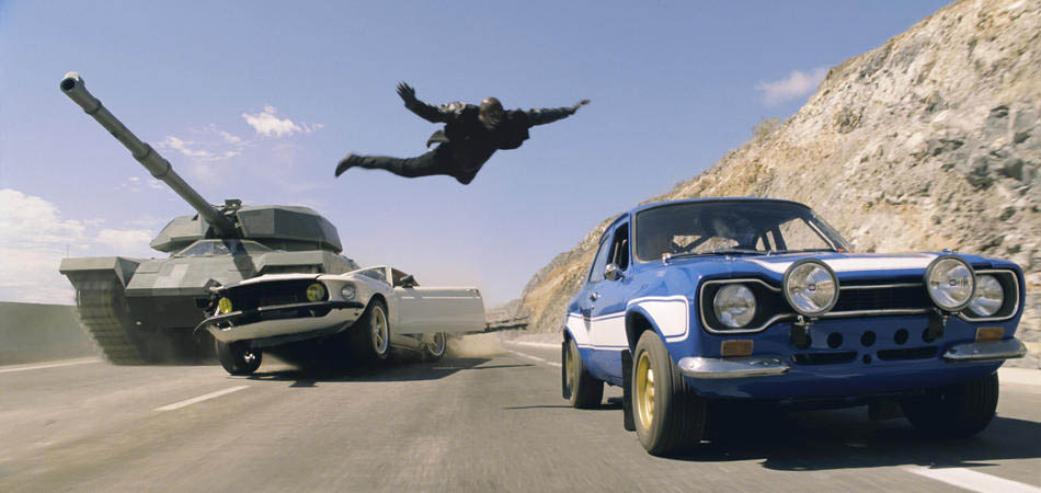 Foto Tyrese Gibson en Fast and Furious 6 (A todo gas 6)