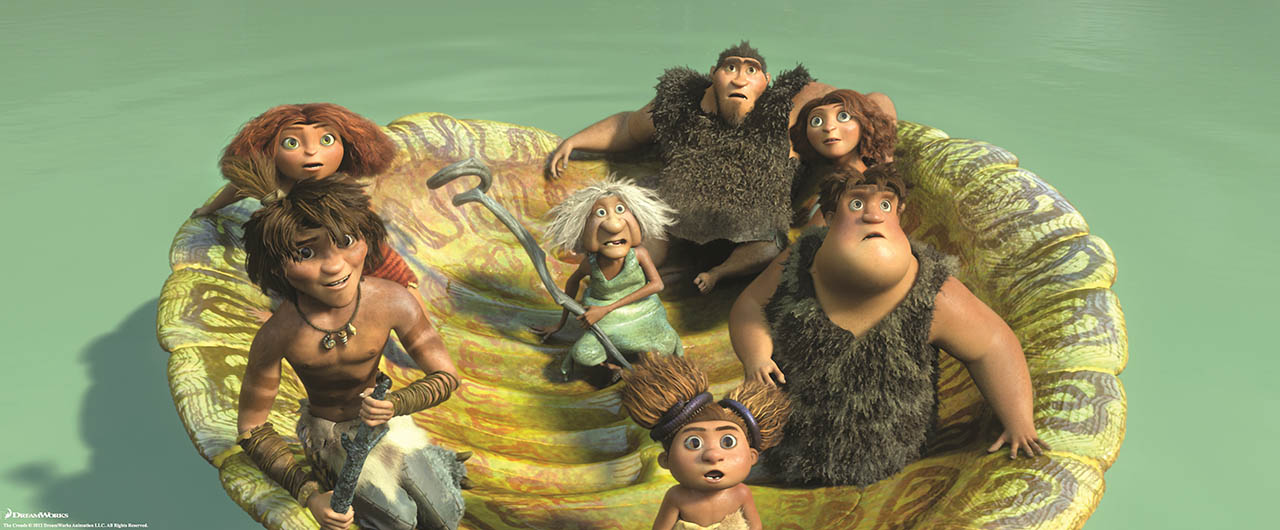 Foto LOS CROODS