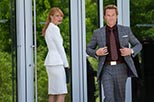 Foto Gwyneth Paltrow y Guy Pearce en Iron Man 3