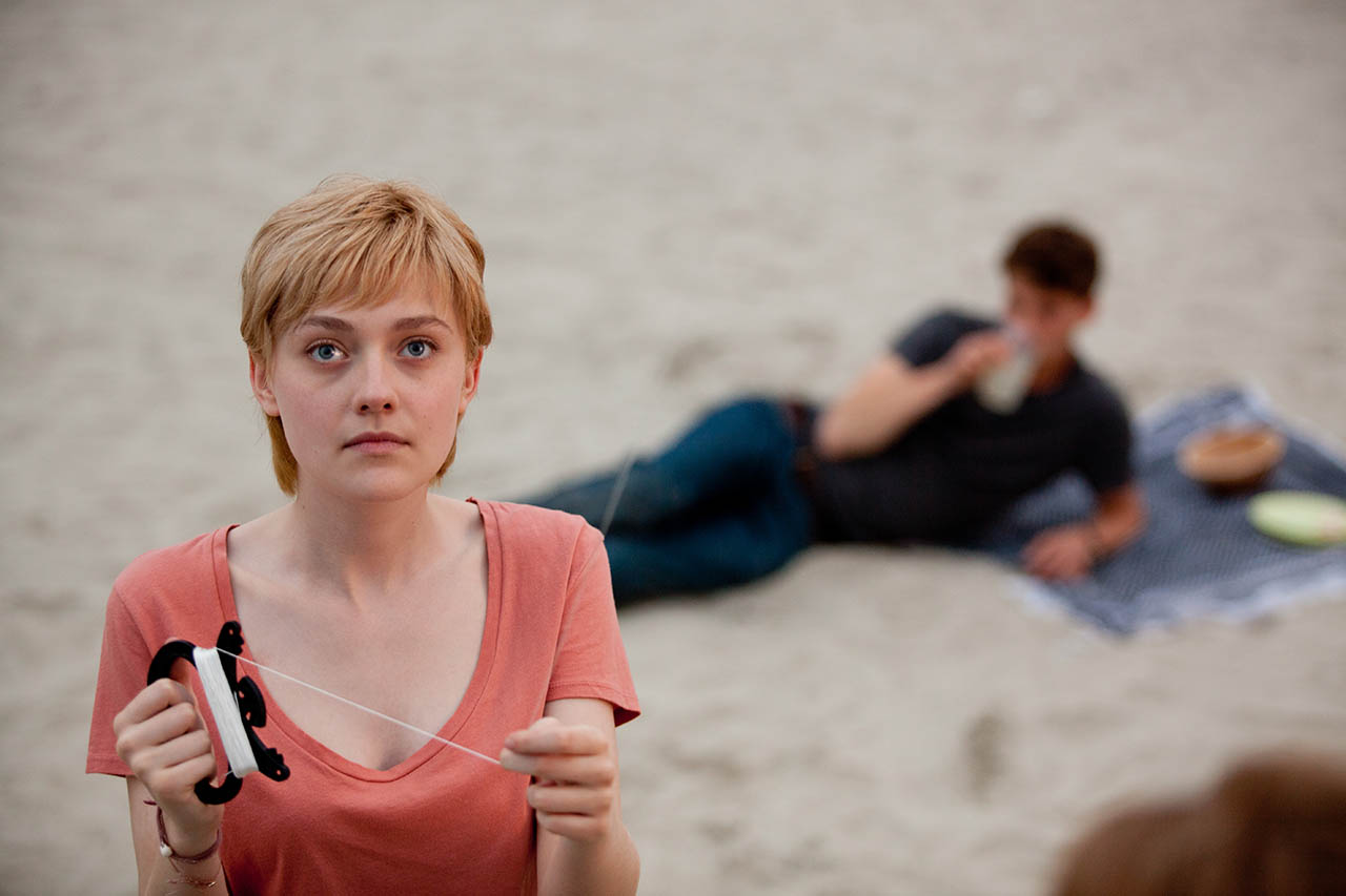 Now Is Good Dakota Fanning Foto dakota fanning en now is Dakota Fanning