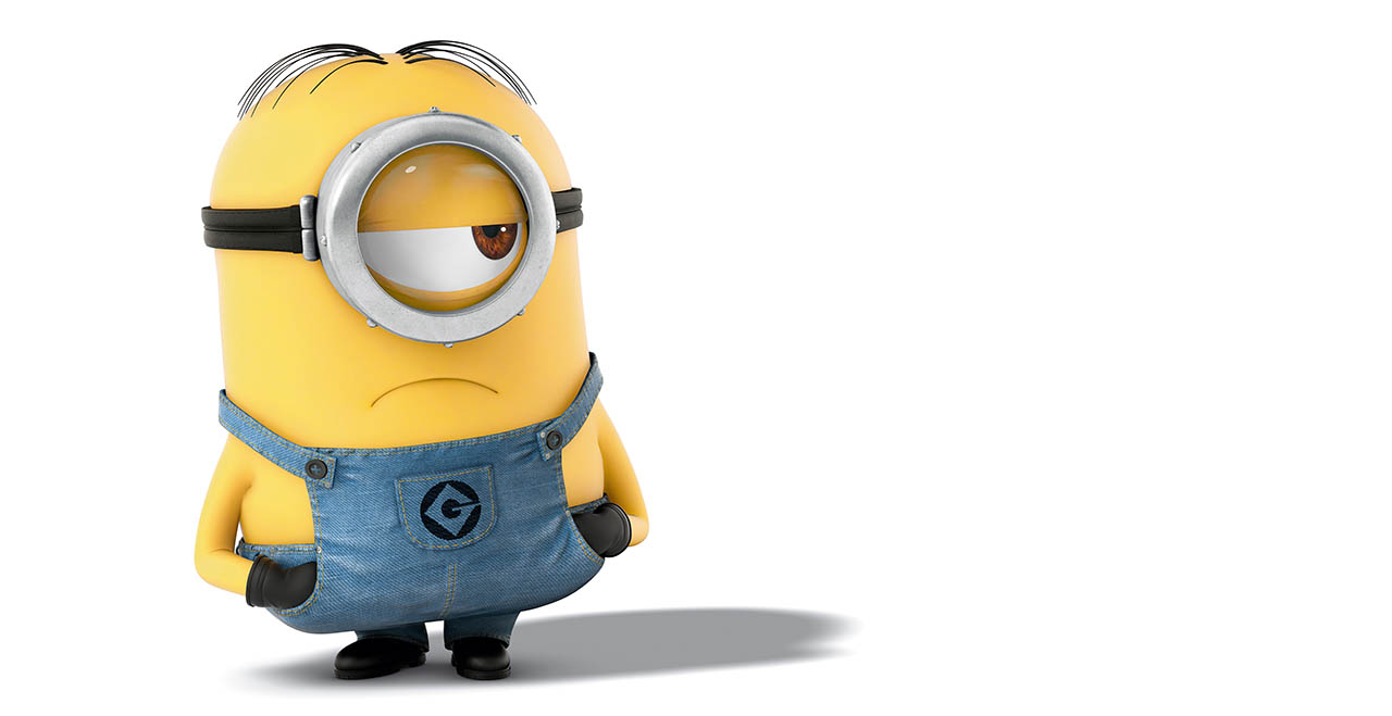 Click here to proceed . Minion Slide Show