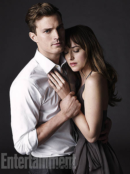 Foto Dakota Johnson y Jamie Dornan en 50 sombras de Grey 3