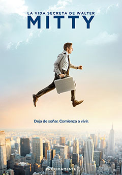 Cartel La vida secreta de Walter Mitty