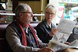 Foto Jim Broadbent y Lindsay Duncan en Le week-end 4