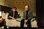 Foto Jim Broadbent y Olly Alexander en Le week-end