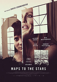 Cartel Maps to the Stars