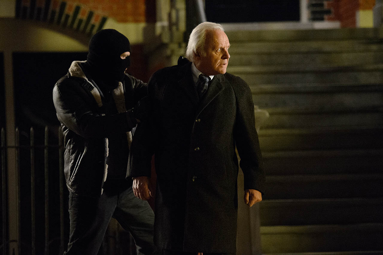Foto Anthony Hopkins en El caso Heineken 5