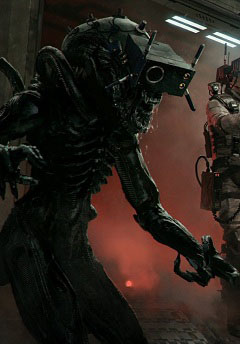 Cartel Untitled Neill Blomkamp/Alien Project