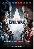 Capitán América 3: Civil war (29 abril 2016)