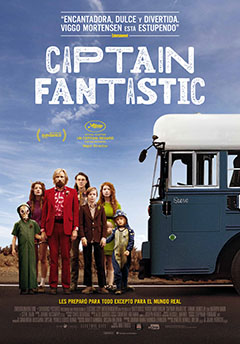Cartel Captain Fantastic